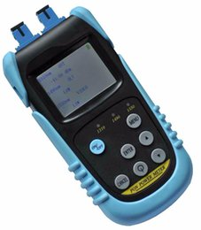 Wholesale Optical Power Meter Tester Handheld PON Optical Power Meter TLD607P Used in FTTH digital system of communication devices