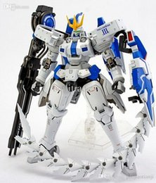 Wholesale am Model Action figure Robot Anime Assembled GUNDAM MG Tallgeese original box kids Gift