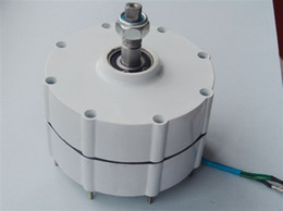 Wholesale 500w v v v permanent magnet generator wind alternator