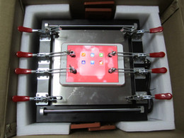 LCD refurbishment machine,Built-in vacuum pump LCD separator LY 950 for 11 inch LCD screen repair
