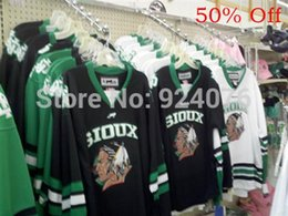 Wholesale Factory Outlet custom Mens Womens Kids University North Dakota Fighting Sioux Hockey Jersey K1 Jonathan Toews Zach Parise TJ Oshie