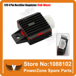 Wholesale 50cc To cc Ignition Coil CDI UNIT Full Wave Rectifier Regulator Solenoid Relay Pit Bike Dirt Bike Quad