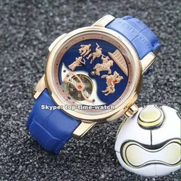 Wholesale New Luxury Classic Alexander the Great Tourbillon Automatic Gents Watch Leather Strap Men s Best Sports Watches