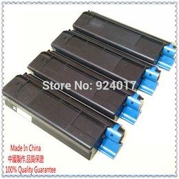 Wholesale For Impressoras Laser Oki C3200 C3100 Toner Reset Toner Cartridge For Oki C3100 C3200 C3200n Printer For OKI Toner Colors