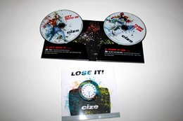 Wholesale Cize Workout Base Kit BONUS DVD D INCLUDED Fitness workout BRAND NEW cm Factory Directly DHL