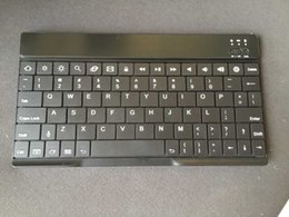Wholesale quot Bluetooth Keyboard for Samsung Galaxy Tab Note Google Nexus Nexus Asus MeMO Pad Other Android Devices