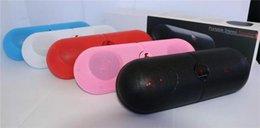 Wholesale b or F logo New subwoofer speaker wireless bluetooth speaker stereo outdoor pill XL speaker same as original USB TF mp3