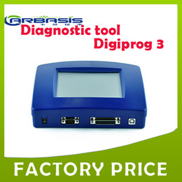 Best Quality Version Digiprog 4.88 Digiprog 3 Odometer Programmer digiprog III odometer correction tool With full Cables