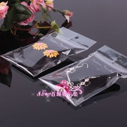 3.7*5.2cm Hot Sale Earrings Packing Flannelette Cards With Plastic Bag Earring Display Packing Card Wholesale Free Shipping 0018-100PACK