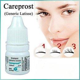 Wholesale Newest Careprost Eyelash Growth Serum Liquid Bimatoprost Ophthalmic Solution Generic Latisse Eyelashes and Eyebrown Grown Sealed