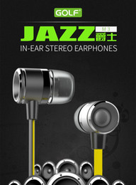 Wholesale mobile phone accessories mobile phone metal sport earphone mp3 players of laptop computer for chistmas at factory price