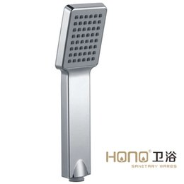Manufacturers to supply four high-standard type shower hand spray pressurized spray shower single function hand shower head