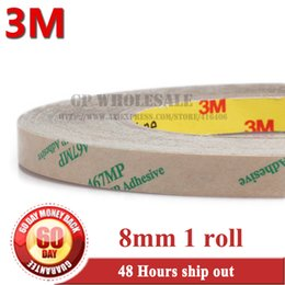 Wholesale x mm M MP MP Faces Sticky Tape for Graphic Attachment and Membrane Switch Applications