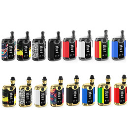 Original Kangvape TH420 V Kit with 800mAh 20W Preheat VV Battery Vape Mod 0.5ml Ceramic Coil Cartridge TH-420 DHL