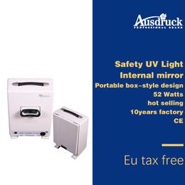 Safety UV Light Skin Analysis Machine SKIN SCANNER ANALYZER DIAGNOSIS for skin condition facial treatment Portable Beauty salon equipment