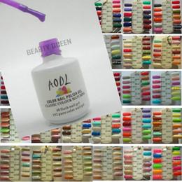~ Excellent ~ Nail art Color UV Gel polish Soak-off Soak off for UV LED Lamp ONE STEP GEL 15ml 5oz AODL Professional 280colors * Choose Any