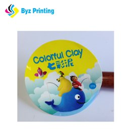 Personal customized waterproof good quality vinyl die cut stickers printing with factory price