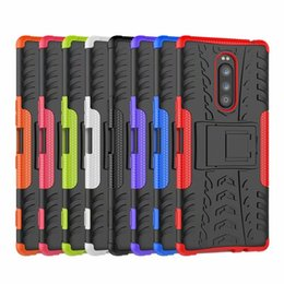 Dazzle Case For Huawei P30 Pro Honor 10 Lite Galaxy S10 + S10e LG Stylo 4 Sony XZ4 ShockProof Rugged Hybrid Armor Hard PC TPU Defender Cover