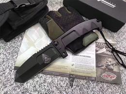 Extrema Ratio Rao ET-RAO Folding Pocket Knives 440c Blade 57HRC Outdoor Hiking Camping Tactical Folding Knife EDC Knife Xmas Gifts