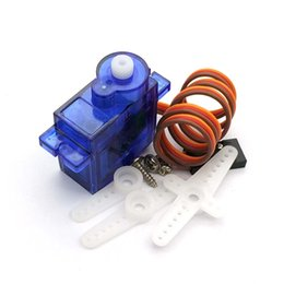 SG90 9g Mini Micro Servo for RC for RC 250 450 Helicopter Airplane Car 5pcs lot Wholesale