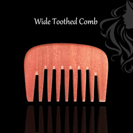 Wooden Hair Comb Pocket Amodong Wood Wide Toothed CombOver Hairstyling Beard Mustache Style - Low Price, High Quality, Learn More!