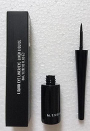 Wholesale MAKEUP FREE SHIPPING MAKEUP 2019 Lowest Best-Selling good sale New LIQUID EYELINER 8ml.