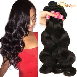 Malaysian Virgin Hair Body Wave 3Pcs Lot Malaysian Body Wave Hair Bundle 8A Unprocessed Malaysian Human Hair