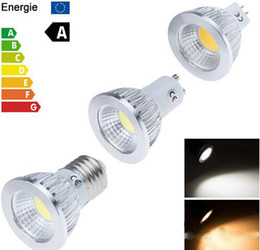 COB 6W 9W 12W Led Spotlights Lamp 60 Angle GU10 E27 E26 MR16 GU10 Dimmable Led Bulbs Warm Cool White AC 110-240V DC12V