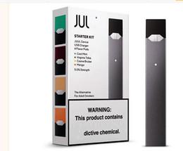4 pods vaporizer electronic cigarette kit vape pen pod mod system e cig flat pen mod pod electronic smoking device auto inhale vape