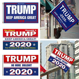 5 Styles 90*150cm Trump 3x5 Foot Flag Keep America Great Again for President USA Donald Trump Election Banner Flag 3*5 feet c0010