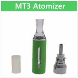 MT3 Clearomizer eVod BCC MT3 Atomizer 2.4ml Electronic Cigarette Cartomizer tank for EGO Series E-Cigarette