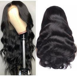 Brazilian Human Hair Wigs for Black Women Brazilian Body Wave Glueless 360 Degree Lace Frontal Wigs with Baby Hair Natural Hairline