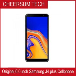 "2019 Samsung Galaxy J4+ J415F-DS J4 PLUS 4G LTE Mobile Phone 6.0"" 2GB RAM 32GB ROM Quad Core 3300mAh Dual SIM Smart Phone"