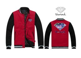 s-5xl Brand hip hop Diamond Supply bc Europe and the United States simple Hoodies to clothing pullover