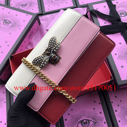 new genuine leather women shoulder Bag famous designer lady mini chain bag 476079
