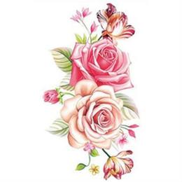 Tatouage Fleur Hommes Distributeurs En Gros En Ligne Tatouage Fleur