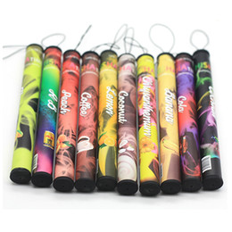 Shisha Hookah Empty Pen Eshisha Disposable Pen Electronic Cigarette Pipe Cigar Shisha Time E cigs 500 puffs 30 Flavors