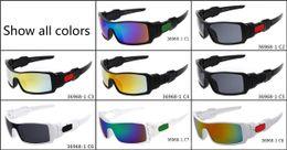 Hot SALE Sunglasses Popular Wind Cycling Mirror Sport Outdoor Eyewear Goggles Sunglasses For Women Men 36968 Sunglasses