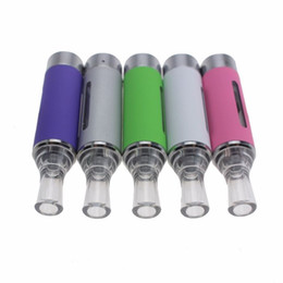 10pcs MT3 Clearomizer eVod BCC MT3 Atomizer 2.4ml Electronic Cigarette Cartomizer tank for EGO Series E-Cigarette