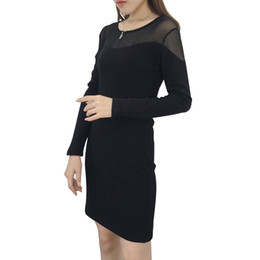 women sexy dress lady slim hip one-piece dress ladies' night club party dresses