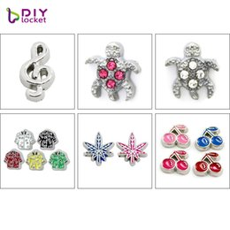 10pcs lot floating charms DIY charms for necklace & bracelets fashion charms accessories glass Locket charmsLSFC362-612