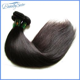 beautysister hair products natural silk straight virgin hair from indian 100% unprocessed original remy human hair 4bundles 400g lot full