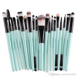 Mybasy Professional Makeup Brushes 20Pcs Set Cosmetic Brush Kit eye shadow Toiletry beauty appliances makeup brush