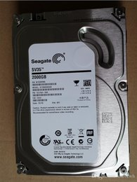 SATA HDD 2TB PC Hard Disk Internal 2000GB for Desktop Computer and PC Server and CCTV Security Recorder DVR NVR and Other recorder