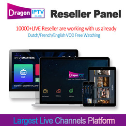 Global IPTV Reseller control panel with credits 10000+ Live&VOD IPTV Serve For Android TV Box Phone M3U UK USA France Dutch europe iptv