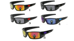 100% NEW HOT STYLE GAS CAN SUNGLASS MEN'S SUNGLASSES OUTDOOR SPORT GOOGEL GLASSES FAST SHIP MIX COLOR.