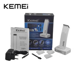 KEIMEI KM-619 Rechargeable Hair Cipper Electric Shaving Machine Razor Barber Cutting Beard Trimmer Haircut Set Cordless