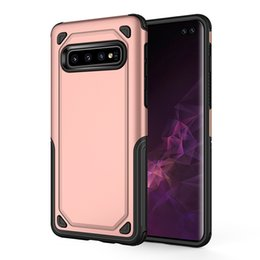 Military Shockproof Armor Phone Case For iPhone X XS Max XR 7 8 6 6S Plus Samsung S10 Plus S9 S8 Note9 Rugged Protective Case Cover