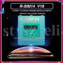 RSIM 14v r sim 14 v rsim14v Unlock Card 7 8 x xr xs Max R-SIM14v 18 fully automatic perfect stable version of the Mai unlock card for iphone