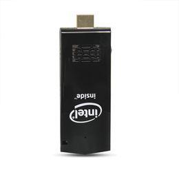 New W5 Pro Mini PC Windows 10 OS Mini Computer PC Intel Z8350 2GB 32GB Computer Stick HDMI WiFi Bluetooth Pocket Portable PC MINI